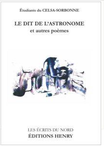 image Vente signature du recueil de poésie de l'Atelier du Celsa au Marché de la Poésie 6 juin 2018